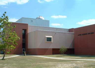 Lyons Science Building