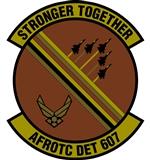 Detachment 607 Patch