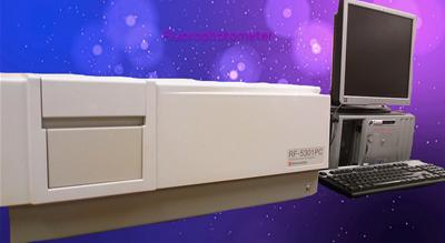 Fluorophotometer