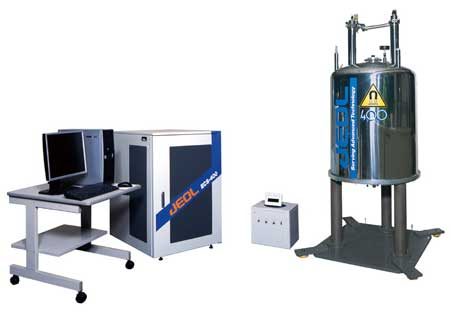 EOL 400 MHz Nuclear Magnetic Resonance Spectrometer