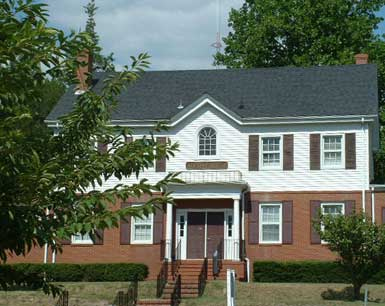 James M. Paige Alumni House