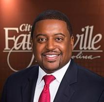 Mayor Mitch Colvin