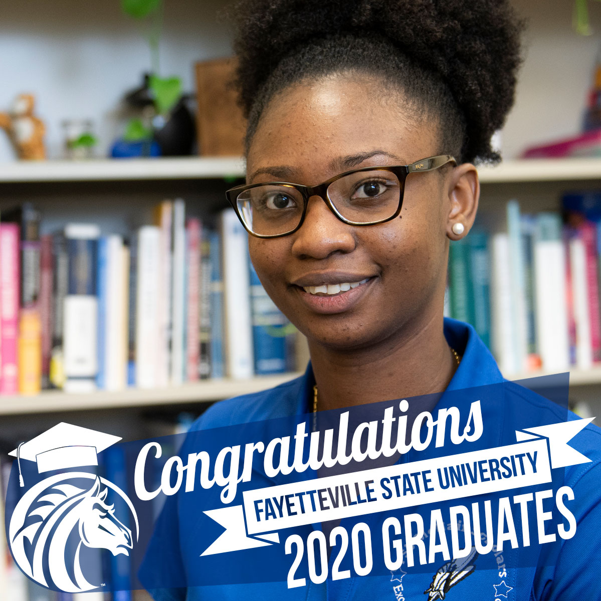 Congratulations 2020 Graduates facebook photo frame