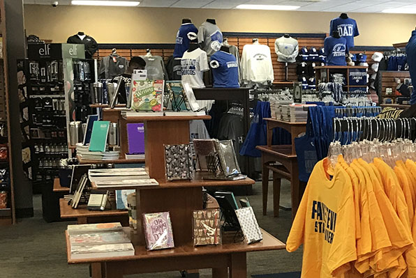Bronco Bookstore