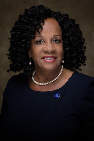 Peggy Valentine Interim Chancellor