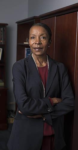 Dr. Pam Jackson