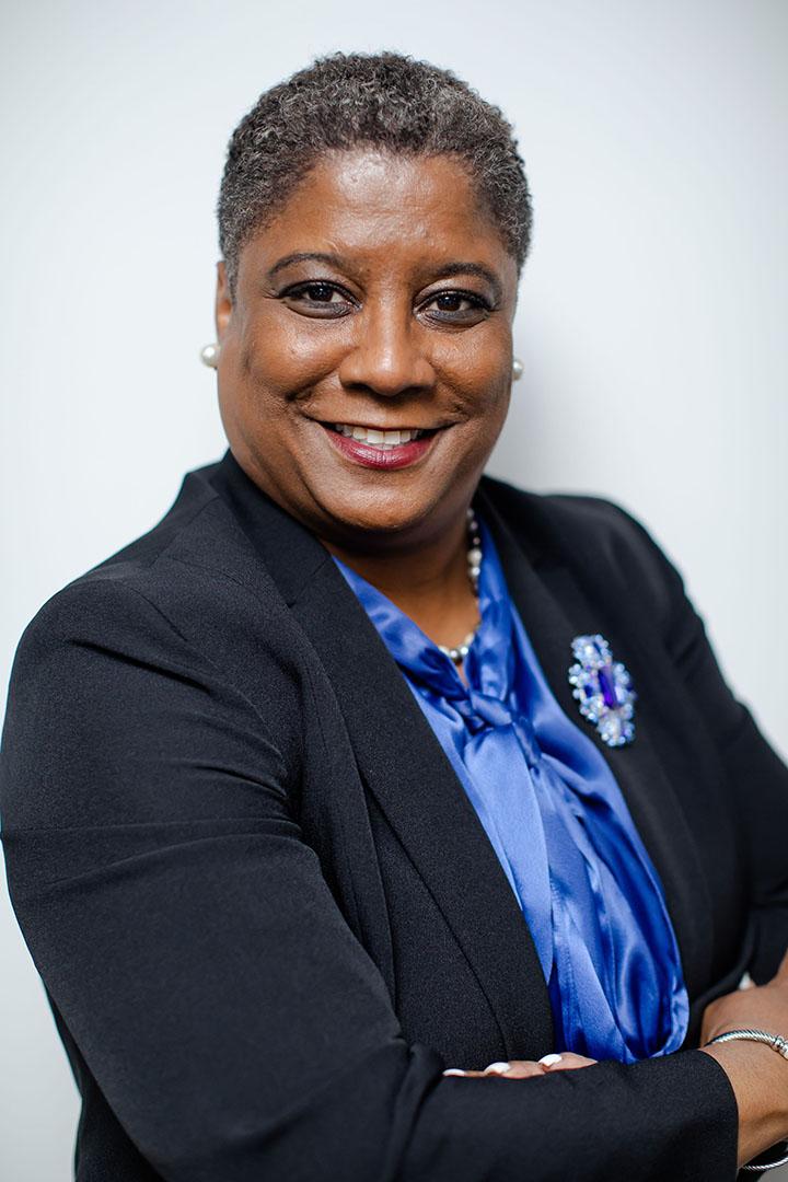 Dr. Monica Terrell Leach
