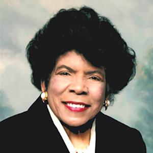 Dr. Bertha Miller
