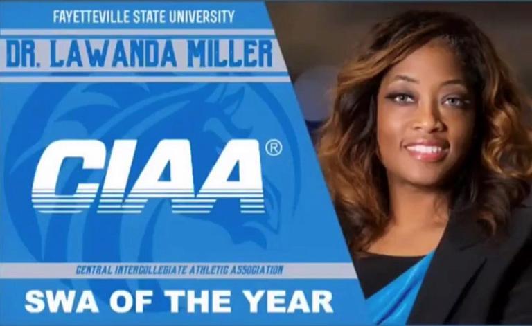 LaWanda Miller Named by CIAA