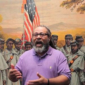 Hari JOnes speaks about Civil War