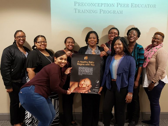 Students with certification preconception peer