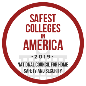 Safest Colleges logo