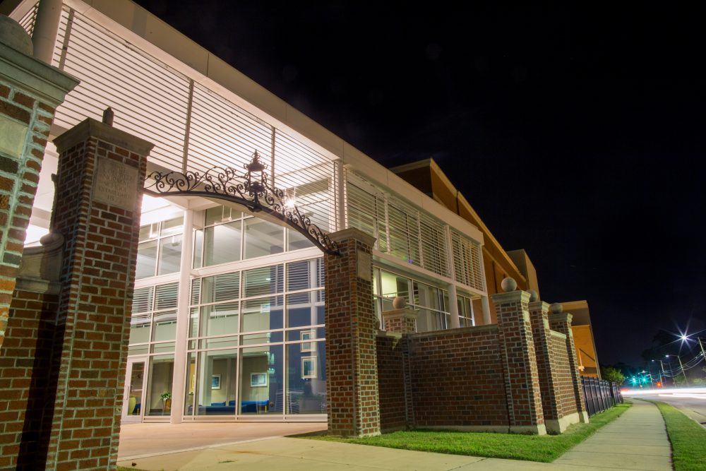Seabrook entrance