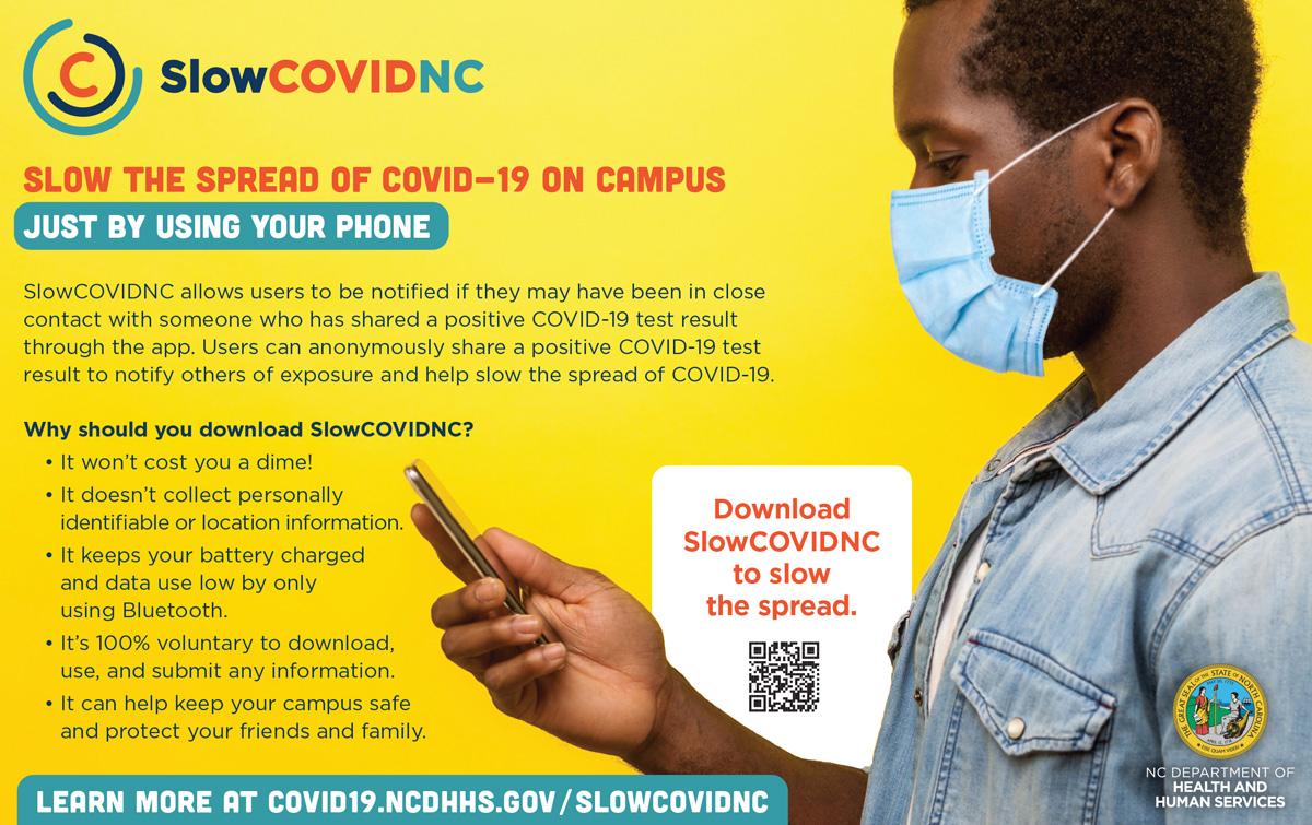 Slow COVID NC Flyer