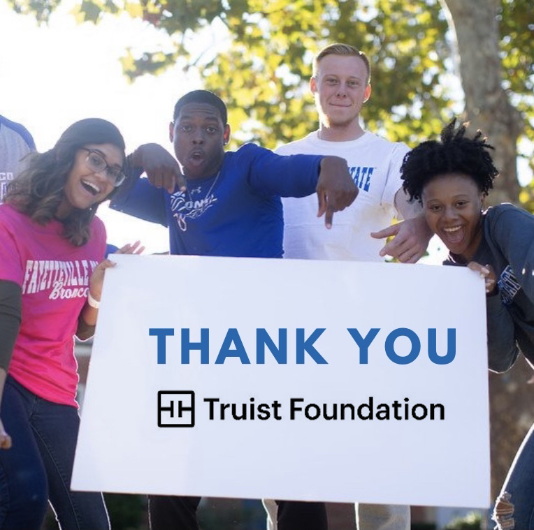 Thank you Truist Foundation
