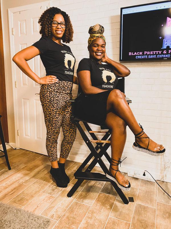 Antanesha and Jalynn
