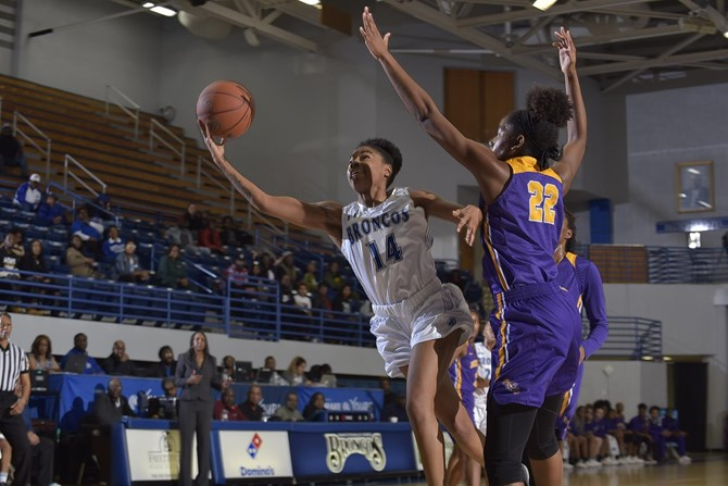 FSU Women Drops 56-55 One-point Loss to Ranked 15-2 Benedict College