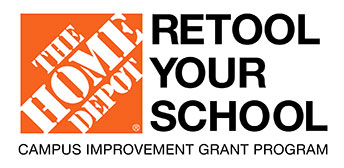 Home Depot Retool Your School Logo