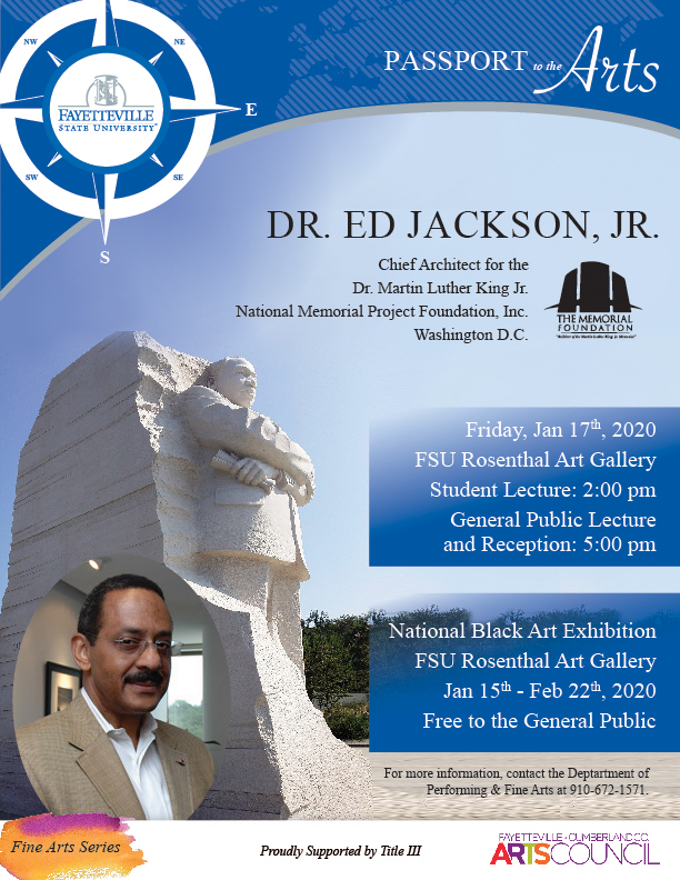 MLK Art Exhibition and Lecture