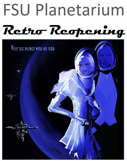 Planetarium Retro Reopening