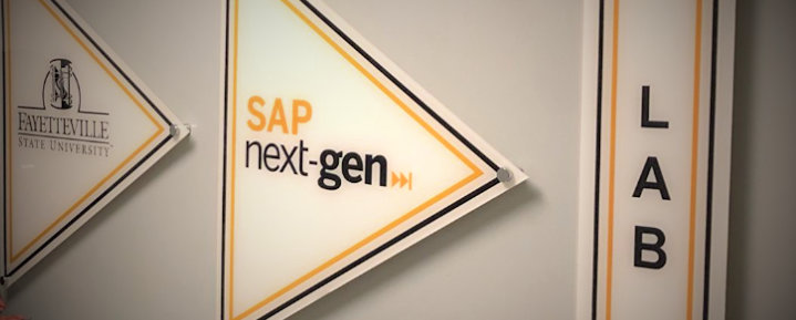 SAP next-gen lab
