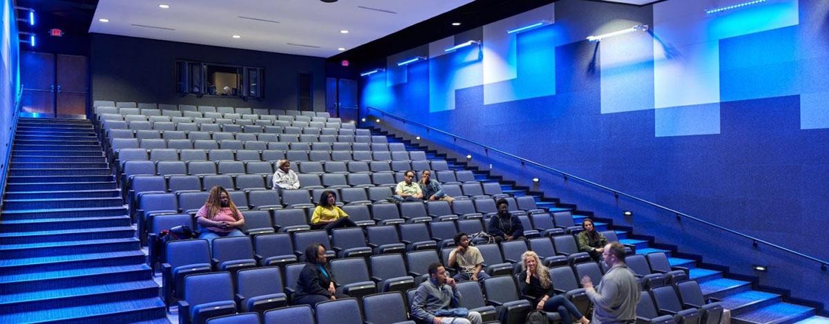 FSU Theater class