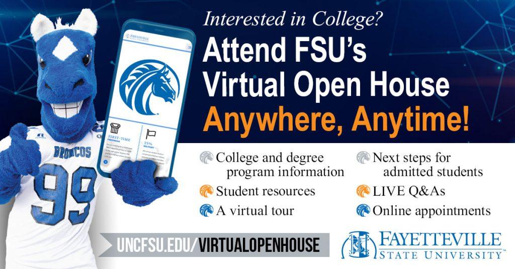 FSU Virtual Open House