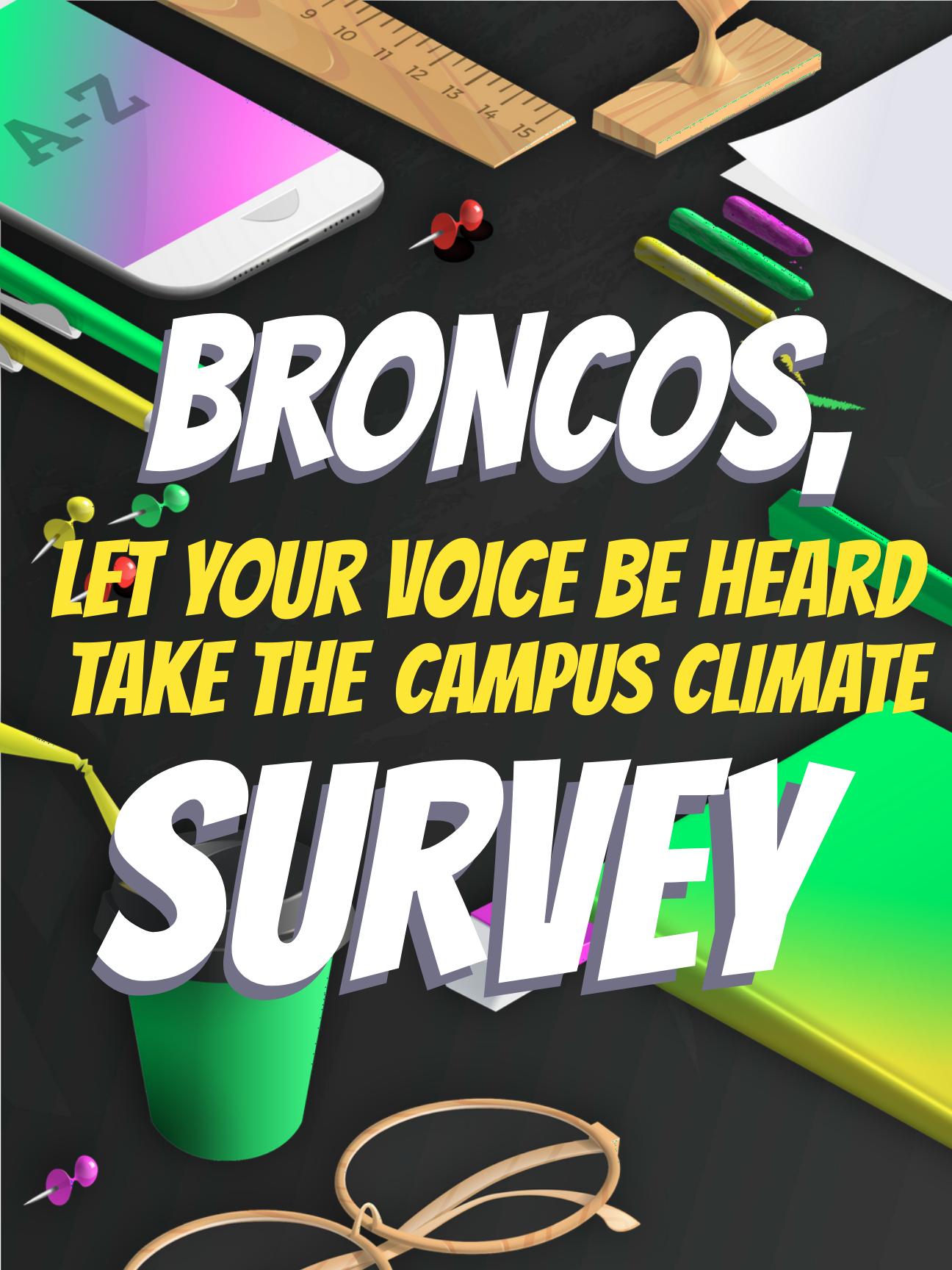 Spring 2020 Campus Climate Survey
