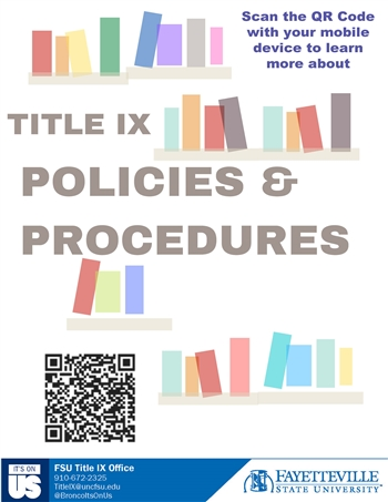 Learn about Title IX Policies