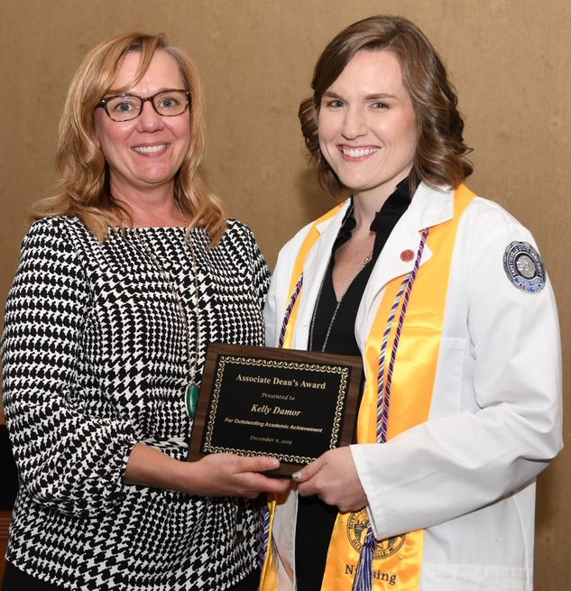 Dr. Murtis Worth and Kelly Damer