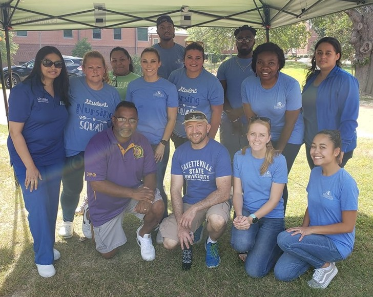 SNA and Back2School Cookout and Community Outreach
