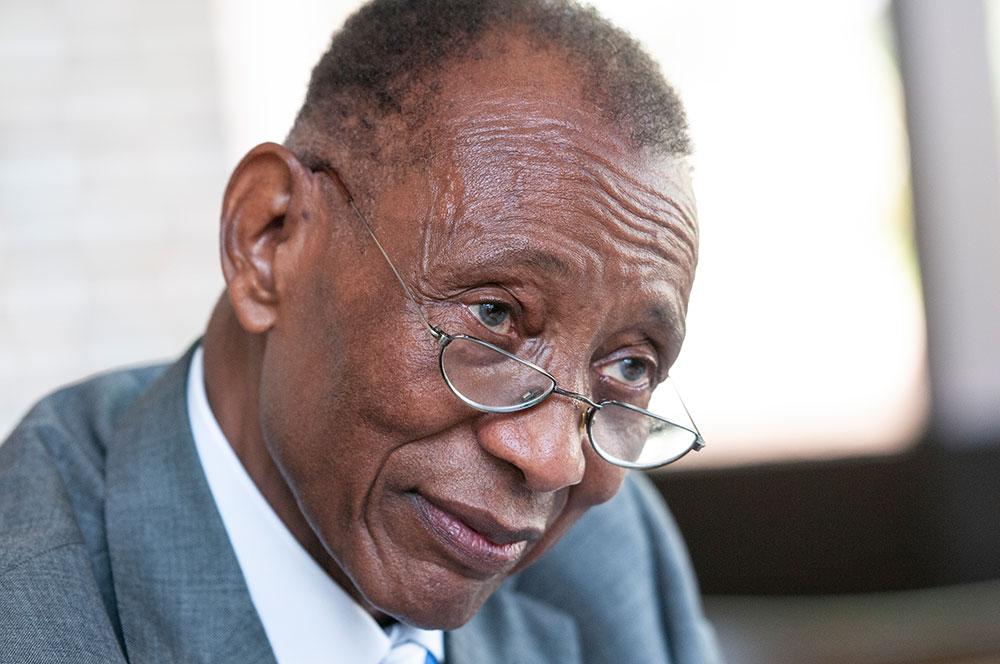 Dr. Clarence E. Lloyd Jr.