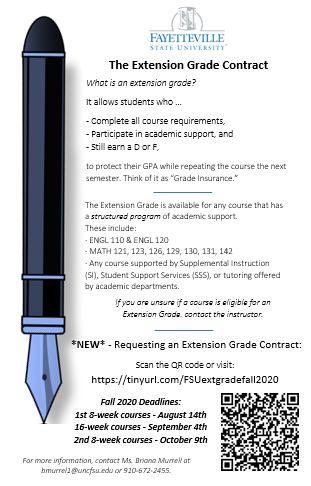 Ext Grade Contract