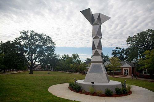FSU's Monument to Leadership, The Transformative Vision